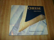 Beautiful 1986 Cookbook - Cheese by James McNair + Swiss Leaflets