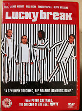 James Nesbitt Timothy Spall LUCKY BREAK ~ 2001 British Prison Comedy | UK DVD