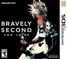 Bravely Second: End Layer (Nintendo 3DS, 2016)