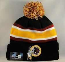 NFL Washington Redskins New Era Sport Cuffed Knit Hat with Pom