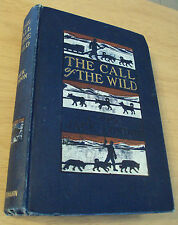 "1903 FIRST ED ""The CALL of THE WILD""~Jack London~1904 Printing~ILLUSTRATED~"