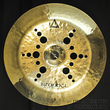 "Istanbul Agop Xist Ion China Cymbal 18"" - VIDEO - XIONCH18"