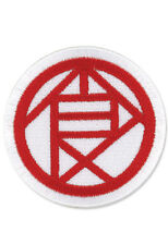 Patch - Naruto Shippuden - New Chouji Crest Iron-On Anime Licensed hot anime