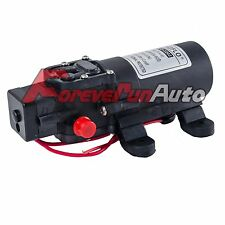 New 1.2GPM 35PSI RV Marine 12V Demand Fresh Water Diaphragm Self Priming Pump