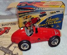 Schuco Grand Prix Racer 1070 Red MINT in the Box