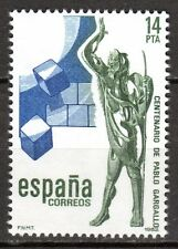 Spain - 1982 Pablo Gargallo - Mi. 2569 MNH