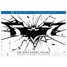 The Dark Knight Trilogy: Ultimate Collector's Edition (Batman Begins / The Dark