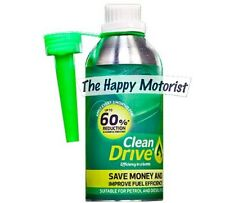 Clean Drive Car Fuel,Exhaust & Inlet  Valve,Injectors,DPF,Lambda Sensor Cleaner
