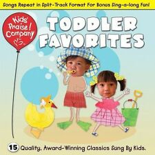 Maranatha Music Kids Praise Toddler Favorites SEALED NEW CD split track 2005