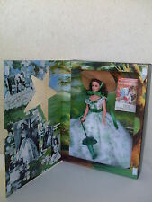 barbie scarlett o'hara gone with the wind via col vento doll pop 1994 NRFB 12997