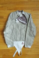 Absolute fencing Gear electric fencing jacket size 42. NWT fencing gear sport