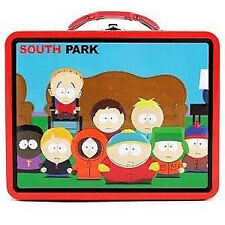South Park Metal Lunch Box [Red]