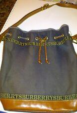VINTAGE BURBERRY'S Bucket Bag