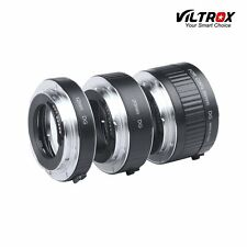 Viltrox Auto Focus Macro Extension Tube for Canon 1200D 650D 700D 750D 70D 5DII