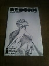 REBORN #1 EXCLUSIVE NEW YORK COMIC CON SKETCH VARIANT !!! NEW MOVIE COMING !