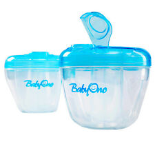 BABY MILK POWDER BABYONO DISPENSER 1022 Portable Travel Container Storage Feed