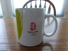 Beijing China 2008 Olympic Games Softball Coffee Mug Cup