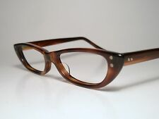 NIP Vintage A/O American Optical MINI Eyeglasses Frame  Demi-Amber 46-14 Sm/Kids