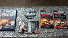 knight rider the game 2 PS2 GAME COMPLETE