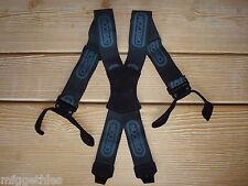 Hosenträger OREGON, mit Lederschlaufen