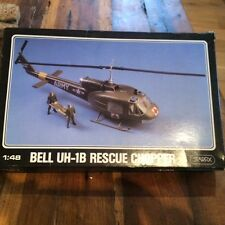 Starfix 1:48 USAF Marines Bell Huey Cobra Rescue Helicopter Kit No.900/01