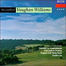 Boston Pops Orchestra World of Vaughan Williams CD