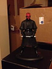 2000 Star Wars Attakus DARTH MAUL Statue  1237 / 1500