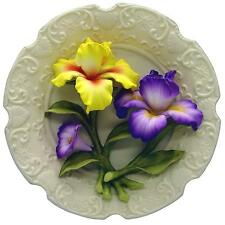 Precious Petals -Collector's Plate -Bradford Exchange #66151