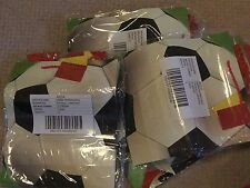 6 Packs Of 5 Joblot Asda Football Gift Bags