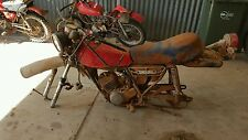 Yamaha dt 100 enduro wrecking all parts available  (this auction for one bolt)