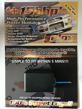 +15bhp Power Chip. Universal Fitment For All Petrol Cars With Fuel Injection