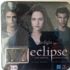 The Twilight Saga ECLIPSE the movie board game NIB sealed Summit Cardinal NEW