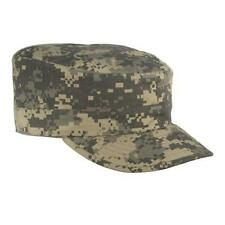 US Military Issue Army Combat Uniform ACU Camouflage Patrol Cap Hat SIZE 7 3/4