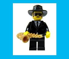 LEGO Series 11 Sealed Jazz Musician Saxophone Music Instrument Suit Swing 71002
