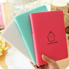 """""""Molang Rabbit"""" 1pc Planner Agenda Scheduler 2017 Notebook Faux Leather Diary"""