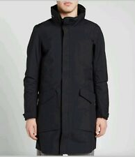 Nike Nikelab ACG 2 In 1 System Trench Jacket Gore-Tex Black Sz.S,L,XL(812987-010