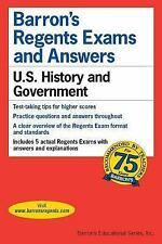 Barron's Regents Exams and Answers: U. S. History and Government by John McGeeh…