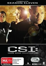 Csi Season 11 NEW R4 DVD