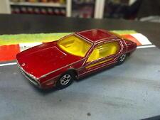 Matchbox Superfast 55 Lamborghini Marzal metallic rood