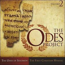 The Odes Project, Vol. 2 by Various Artists (CD, Apr-2008, CD Baby...