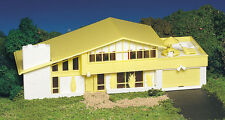 Bachmann Plasticville H O Building Kit Contemporary House 45432 NEW