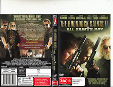 The Boondock Saints:2:All Saints Day-2009-Sean Patrick Flanery-Movie-DVD
