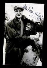 Maria Teresa de Filippis foto original firmado fórmula 1 1958 + G 16374