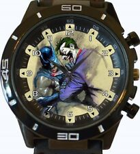 Batman Vs Joker New Gt Series Sports Unisex Gift Watch