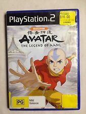 Avatar - The Legend of Aang - PS2 Playstation 2 - $2 Off Per Extra Game
