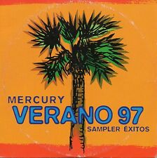 "FRANCO BATTIATO - MARTA SANCHEZ - AZUL Y NEGRO ""VERANO 97"" SPANISH CD SAMPLER"