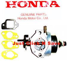 16100-Z0L-802 OEM HONDA GCV160 Engine CARBURETOR & GASKETS KIT SET 16100-Z0L-801