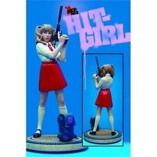Kick Ass Hit Girl School Girl Red Skirt Statue MINT Dynamic Forces