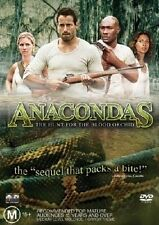 Anacondas - The Hunt For The Blood Orchid (DVD, 2005) Free Post!!