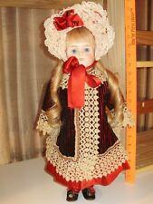 Jumeau Body Beck Gottschalck German Head Antique Doll